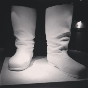 The boots of Lenin