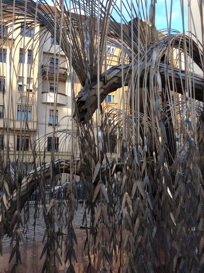 The Tree of Life - Dohanyi Synagogue