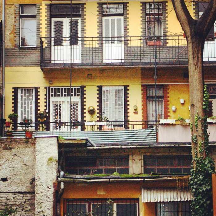 Neighborhoods - Jewish Quarter Budapest