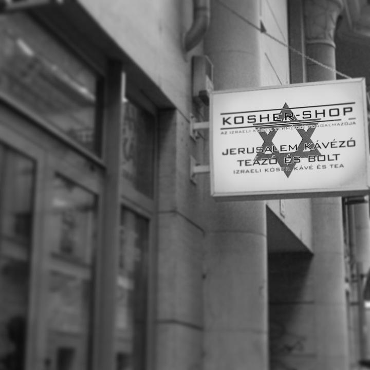 Jewish Quarter - Budapest